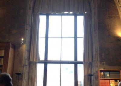 MUSEU DO CARMO . JANELAS DA SACRISTIA