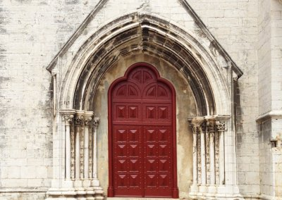 MUSEU DO CARMO . PORTAL SUL