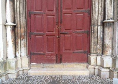 MUSEU DO CARMO . PORTAL SUL