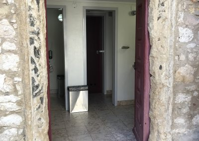 MUSEU DO CARMO . INSTALAÇÕES SANITÁRIAS