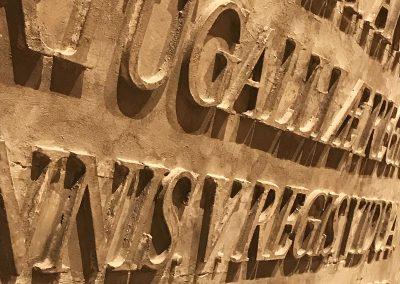 MUSEU DO CARMO . ILUMINAÇÃO DAS SALAS DE EXPOSIÇÃO